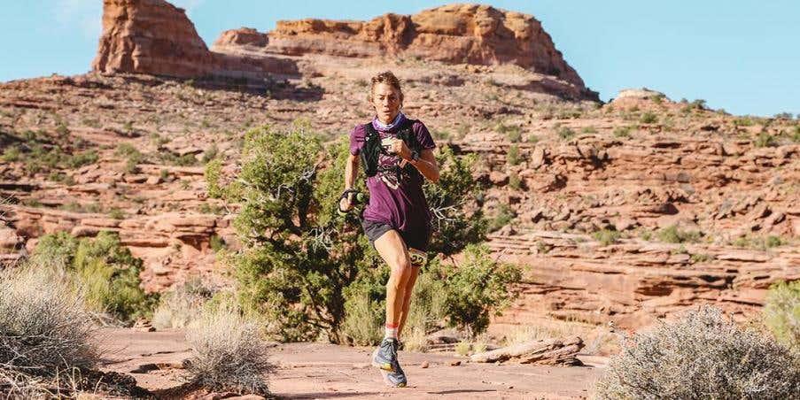 Anita Ortiz Wins Masters Division at the Marathon Trail Championships