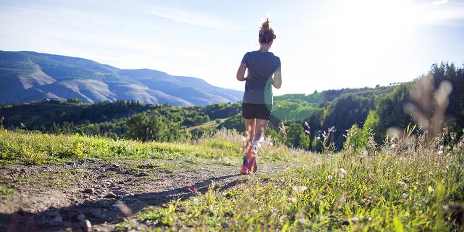 Running for Improved Air Quality with Up for Air Series
