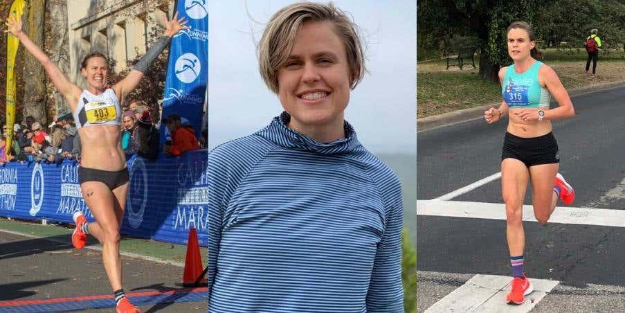 Team Injinji Update: Cate Barrett is Here & Ready to Run!