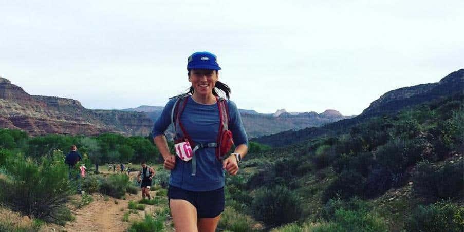 Jade Belzberg Running