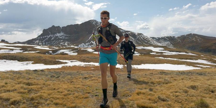 Colorado Trail FKT Set By Mike McKnight