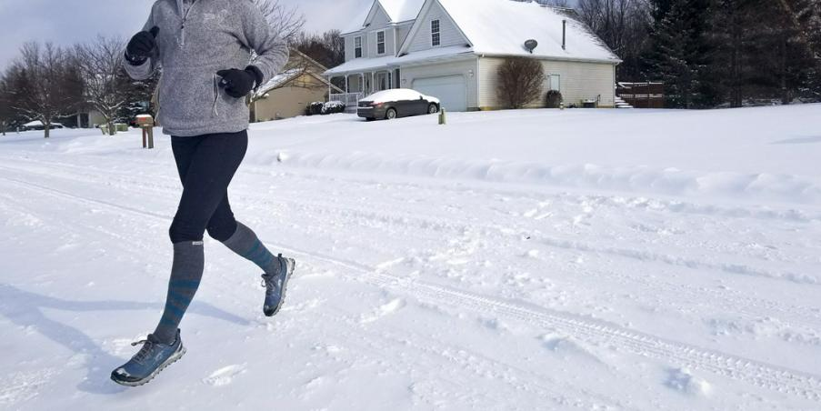 How to Always Be Prepared for Winter Running Weather, No Matter Your Location