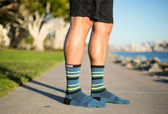 Toeing the Line: How Injinji Changed the World of Performance Socks