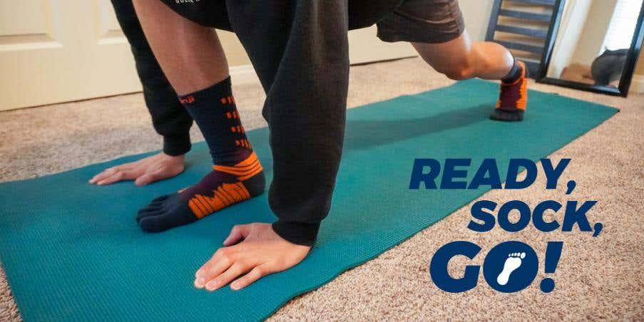Ready. Sock. Go.