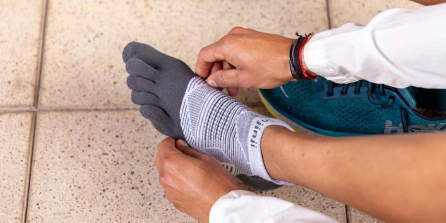 Injinji Toesocks: A First-Timer's Perspective