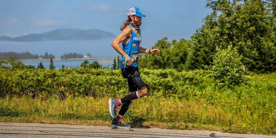 Ultra Runner, Road Runner, World Champion Michael Wardian Talks Race Recovery