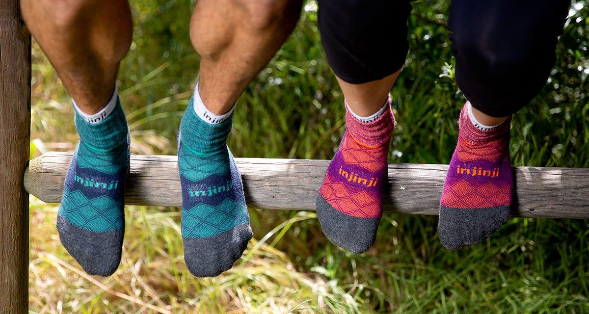 Men's & Women's Liner + Runner Socks