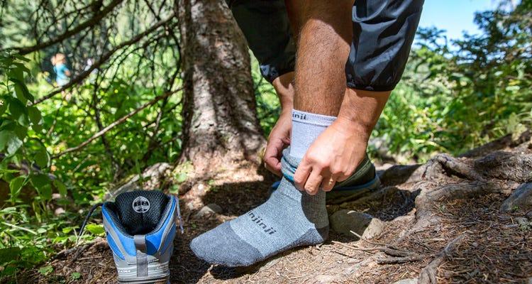 Men's Liner + Hiker Crew