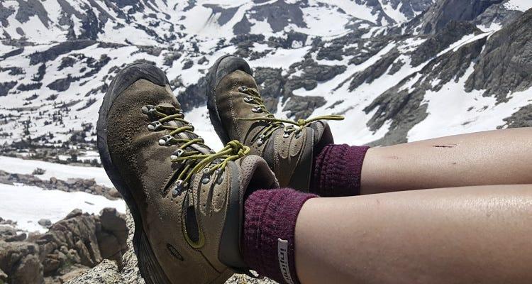 Women's Hiker Crew